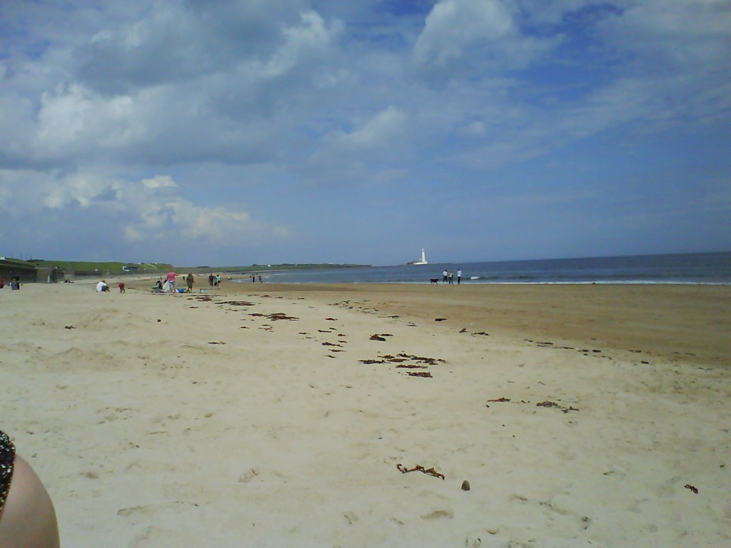 whitleybay beach