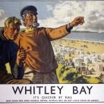 ÔWhitley BayÕ, LNER poster, 1923-1947.